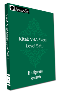 Kitab VBA Excel - Level Satu